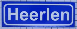 koelkastmagneet plaatsnaambord Heerlen P_LI3.0001