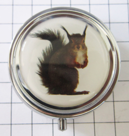 PIL 406 pillendoosje eekhoorn