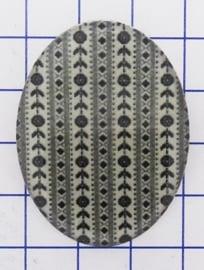 BROCHE 451 broche zeeuws schortebont