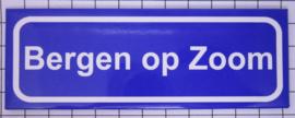 koelkastmagnee plaatsnaambord Bergen op Zoom P_NB6.0001