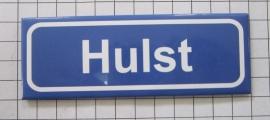 koelkastmagneet plaatsnaambord Hulst P_ZE7.6001