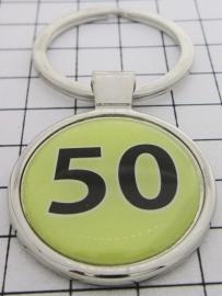 SLE 240 Sleutelhanger 50 jaar