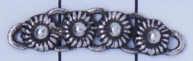 4-rijtje zeeuwse knopjes ZB013