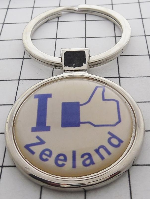 SLE_ZE1.002 Sleutelhanger I like Zeeland