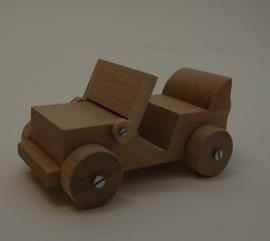 Kleine Jeep