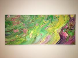 Liquid painting