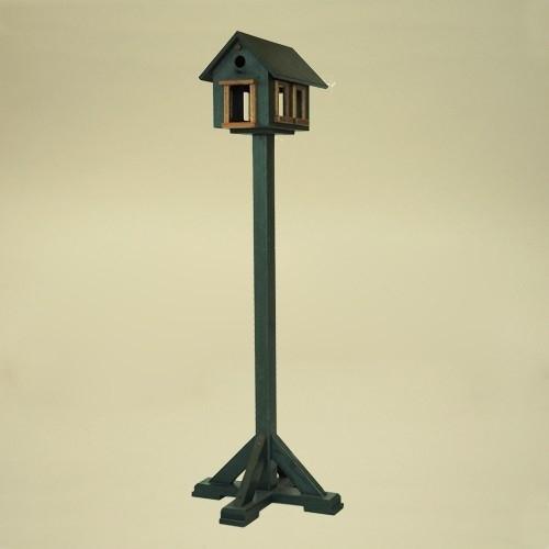 Vogelhuis staand