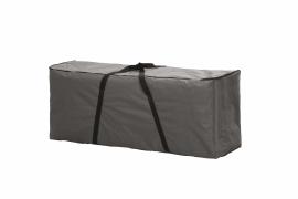 Tuinmeubel beschermhoes `Luxe` voor kussentas, afmetingen L125xB40xH50 cm.