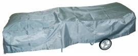 Ligbedhoes `Luxe`, afmetingen 220x80x50 cm