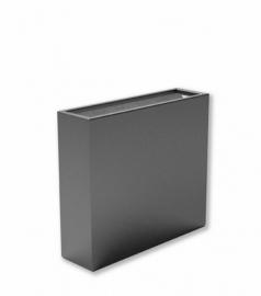 Polyester plantenbak `Separazione` 900x250x800mm