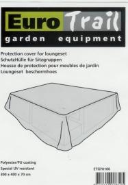 Loungeset hoes `Basic` 300 x 400 x 70 cm