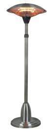 Electrische Terrasverwarming PD2100 XXL, 3 standen + in hoogte verstelbaar