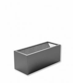 Polyester plantenbak `Separazione` 1000x400x400mm