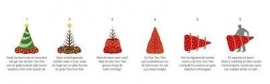 Kerstboomjas wit