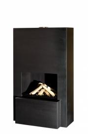 Terrashaard Pinacote Black, afmetingen L150 x B90 x L47 cm