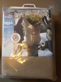 Thermische boomjas Ø 120 cm x H 250 cm. PREMIUM QUALITY - Extra sterk 140g/m kleur: beige