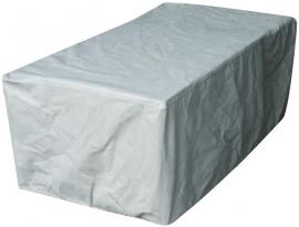 Tafelhoes `Premium` rechthoek L190 x B110 x H75 cm. SFS-3 lagen constructie, ademend.