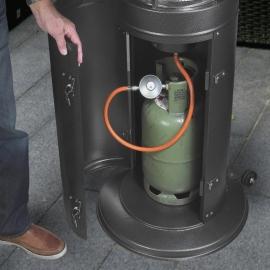 Gas Terrasverwarming Area Lounge Heater