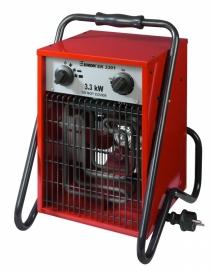 Werkplaats kachel 1500- 3000 Watt met thermostaat