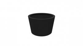 Luxe polyester plantenbak `Elegante` Ø1200 x 800mm