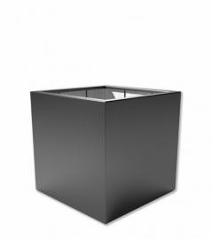 Luxe polyester plantenbak `Cubo` 1200x1200x1200mm
