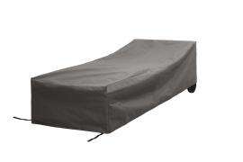 Tuinmeubel beschermhoes `Luxe` voor ligbed, afmetingen L200 x B75 x H40 cm.