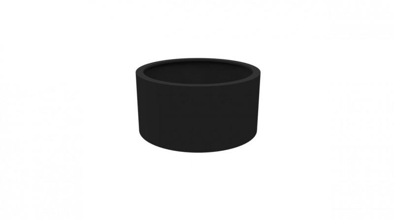Luxe polyester plantenbak `Cilindro` Ø1200 x 600mm