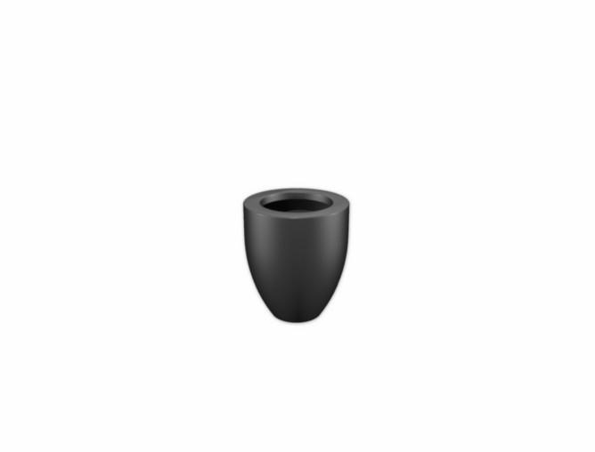 Luxe polyester plantenbak `Robusto` Ø500 x 590mm