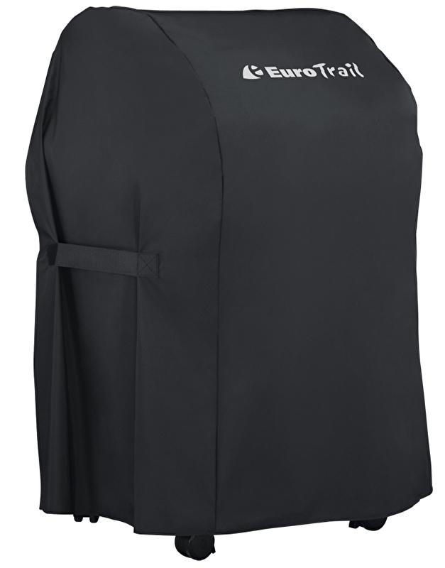 Beschermhoes 'Grill cover 3' voor BBQ, afmetingen L75xH109xD65 cm.