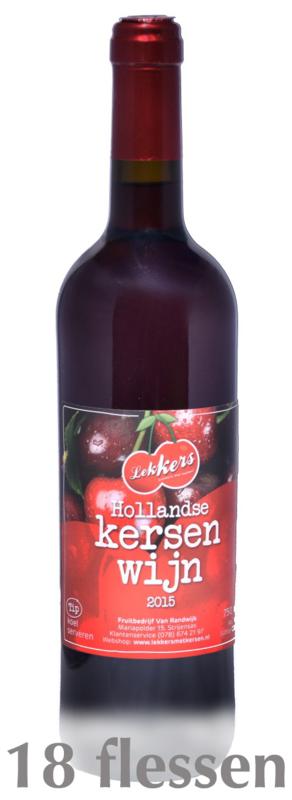 Pakket Kersenwijn 750ml (18 fl)