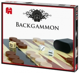 Backgammon - bordspel