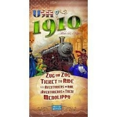 Ticket to Ride USA 1910 - Bordspel (uitbreiding)