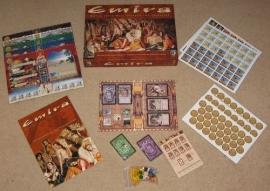 Emira - bordspel