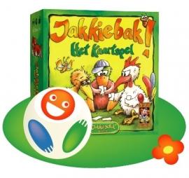 Jakkiebak! - kaartspel
