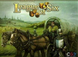 League of Six - bordspel