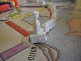 Ticket to Ride Marklin - bordspel