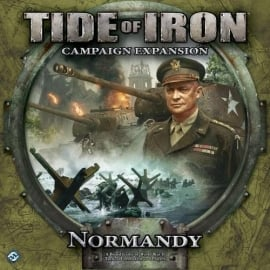 Tide of Iron Normandy - Uitbreiding