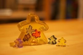 Carcassonne - De volgeling ( mini uitbreiding )