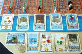 Het Koopmanshuis - Bordspel