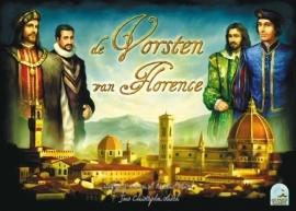 Vorsten van Florence - bordspel