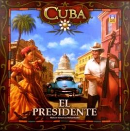 Cuba el presidente - bordspel