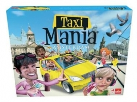 TaxiMania (Amsterdam) - bordspel