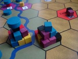 Age of Steam - bordspel