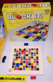 Block it! - bordspel