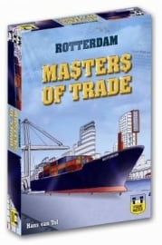 Rotterdam Masters of trade - bordspel