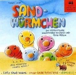 Sandwurmchen - Bordspel