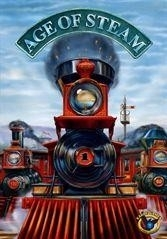 Age of Steam - bordspel