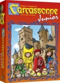 Carcassonne Junior - bordspel