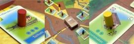 De Ontembare Stad - bordspel
