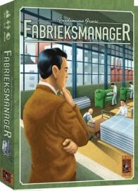 Fabrieksmanager - Bordspel